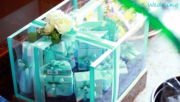 #WardahKosmetik Paket Pernikahan #Seserahan