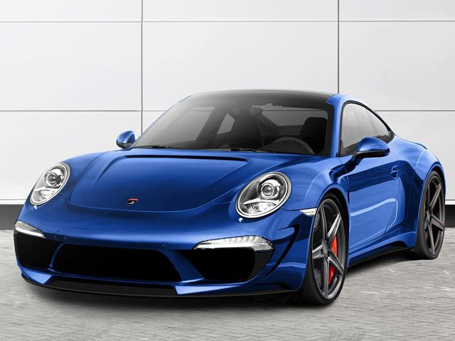new all-wheel-drive Porsche 911 Carrera 4/4S