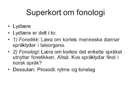 Image result for fonetikk