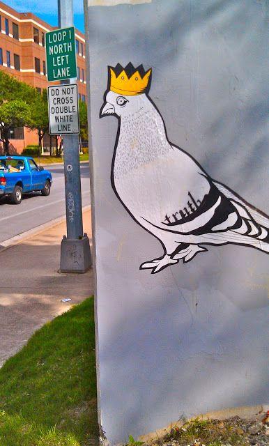 Mike Johnston, Artist: street art