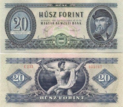Régi bankjegy