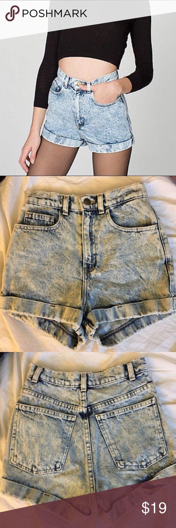 Přes 25 nejlepších nápadů na téma American Apparel Shorts na ...