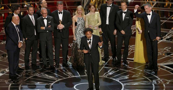 'Birdman' ganha Oscar de melhor filme e leva quatro estatuetas