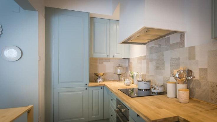 Cozinhas escandinavas por Homestories