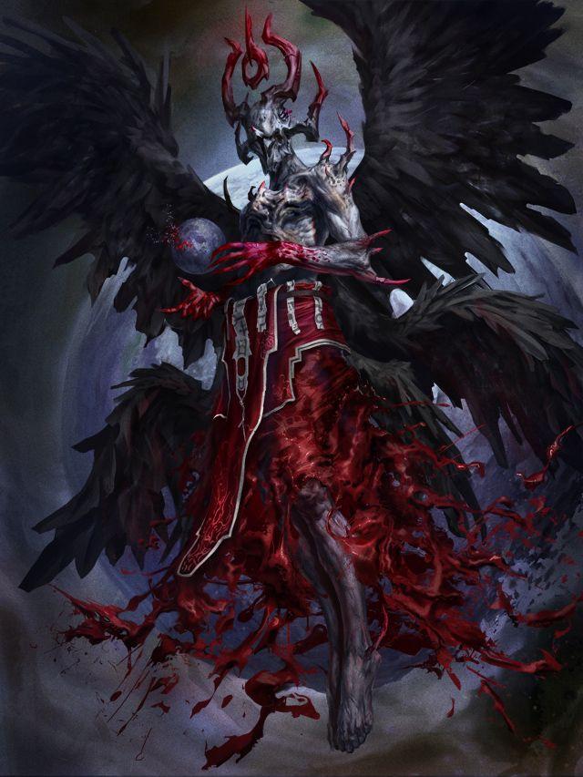 """Chronos - é a divindade suprema da segunda geração de titãs da mitologia grega, correspondente ao titã romano Saturno. Outra suposição é que poderia estar relacionada com """"cronos"""", sugerindo uma possível ligação com o antigo demónio indiano Kroni ou com a divindade levantina El. Filho de Urano, o Céu estrelado, e Gaia, a Terra, é o mais jovem dos Titãs. A pedido de sua mãe se tornou senhor do céu castrando o pai com um golpe de foice."""