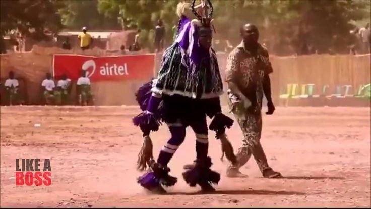 Techno Dance Vine Like A BOSS African Style