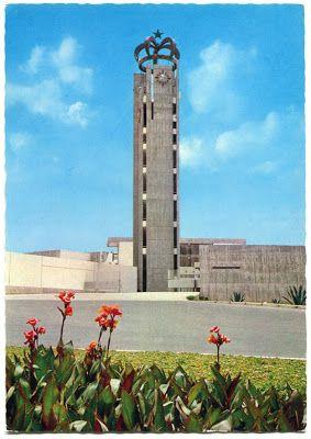 Architectures de cartes postales 1: Maroc Moderne