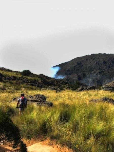 La Quebrada del Condorito, Cordoba, Argentina It really does look this magical.