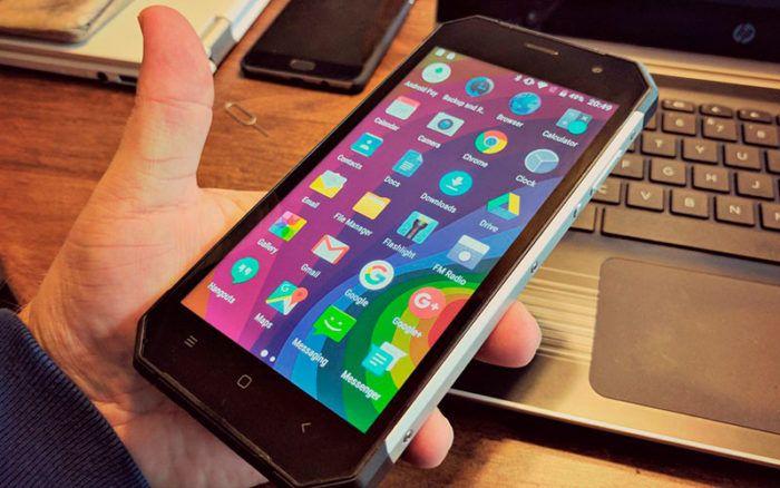 Обзор Nomu S30 – Мощный и защищенный китайский смартфон