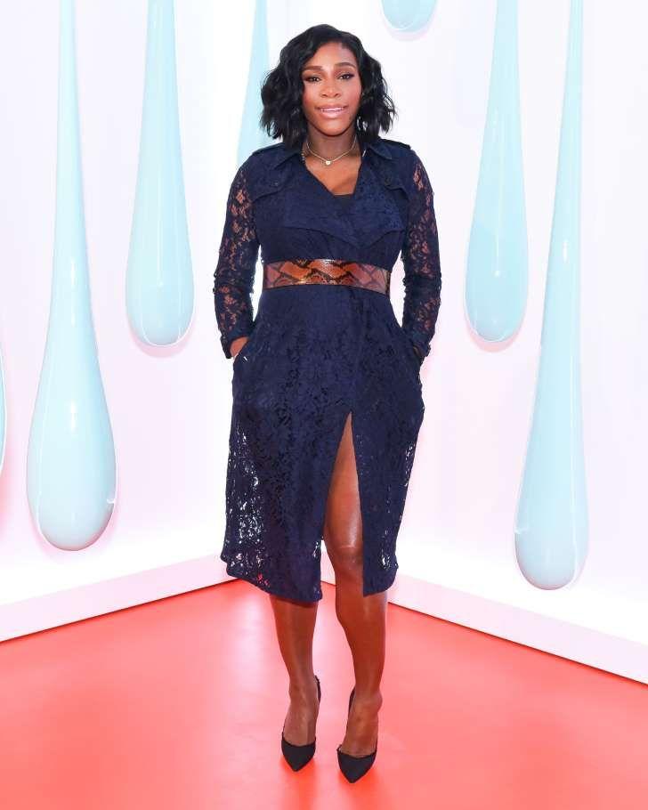 Serena's Baby's Gender Revealed! | eTimes Nigeria