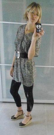 tuto robe tunique en une heure chez stéphanie bricole