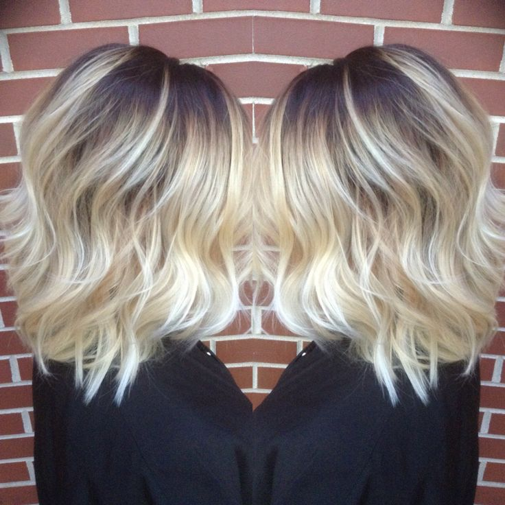 photos of medium length haircuts best 25 roots hair ideas on roots 5441
