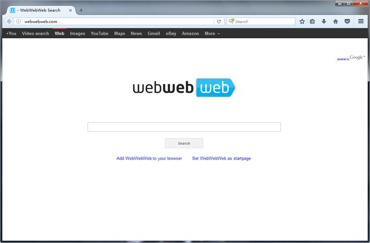 How to Remove WebWebWeb.com Browser Hijacker