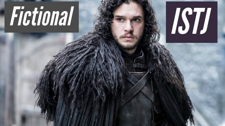 ISTJ Fictional Characters - ISTJ Personality Type