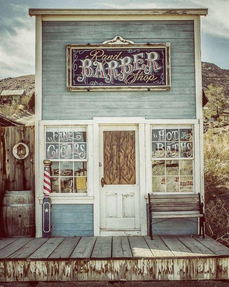 Daily Man Up 26 Photos Suburban Men Barber Shop Decor Barber Shop Barbershop Design