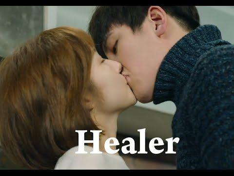 Healer Cute hugs and kiss