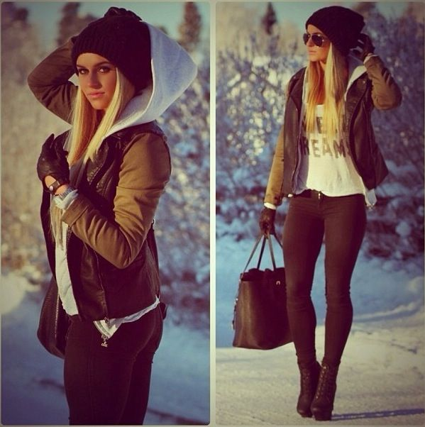 Best 25+ Winter hoodies ideas on Pinterest | Outfits with hoodies ...