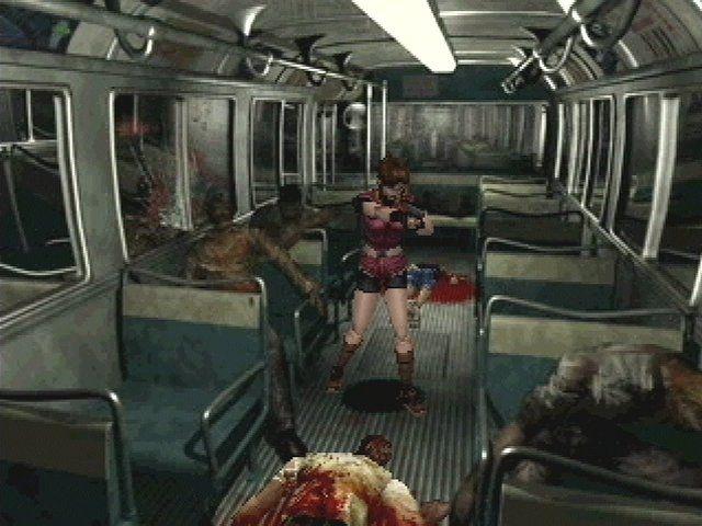 Resident Evil 2 (Playstation)