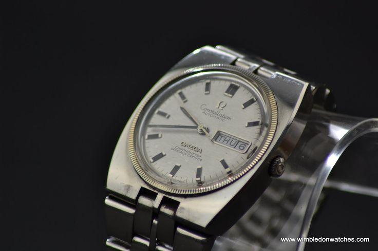 Omega Constellation Watch 1970
