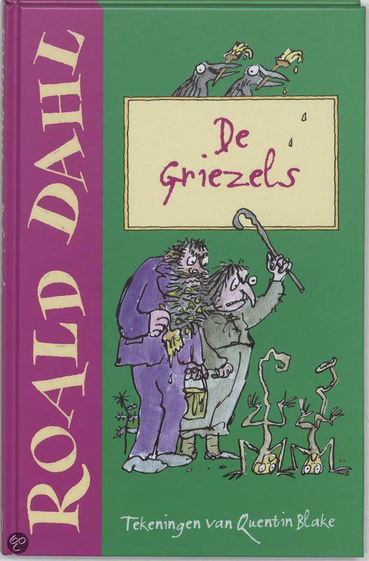 De Griezels - Roald Dahl | Meneer en Mevrouw Griezel zijn niet erg vriendelijk tegen elkaar en halen steeds vieze streken uit bij elkaar. | Inmiddels ook een klassieker en voor kinderen om enorm mee te lachen!