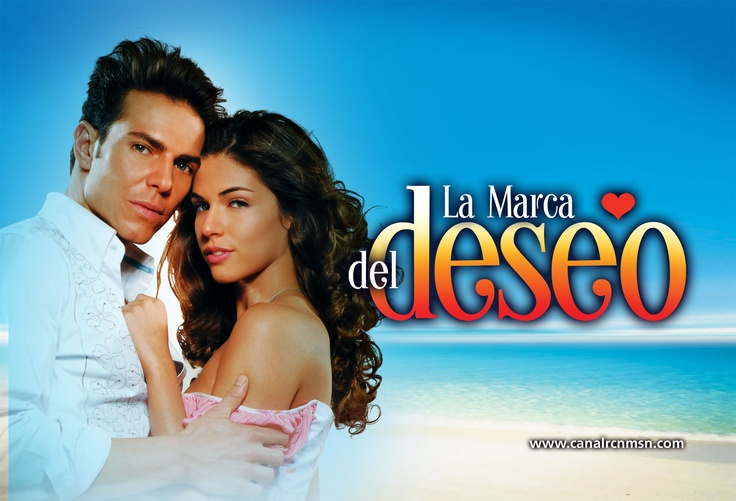 La Marca del Deseo (2006). He watched this religiously even though he doesn't speak Spanish.