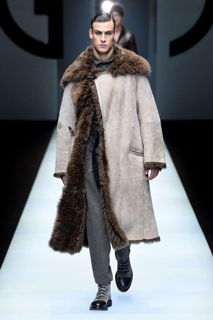 9d72df289289 Male Fashion Trends  Giorgio Armani Fall-Winter 2018-19
