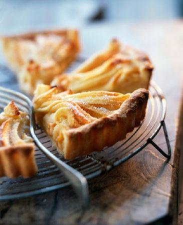 Recette tarte aux pommes paysanne : une recette simple à préparer, rapide et estimée déposée par La.