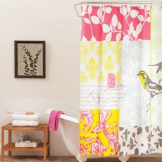 17 Best Images About Beautiful Shower Curtains For Sewing