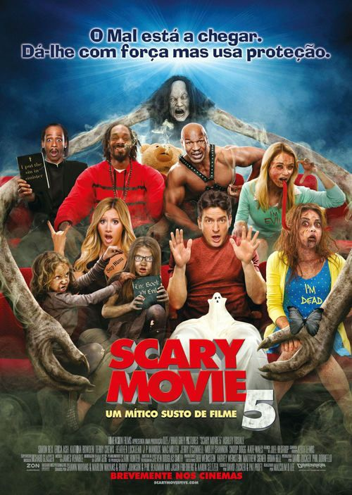 Scary Movie 5 Full Movie Online 2013