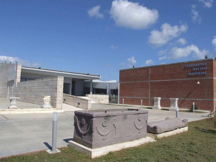 Αrchaeological Museum of Nicopolis / Αρχαιολογικό Μουσείο Νικόπολης