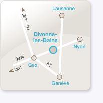 Plan Valvital Divonne-les-Bains
