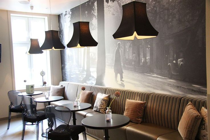 Interior Design Project -Saga Hotel Oslo