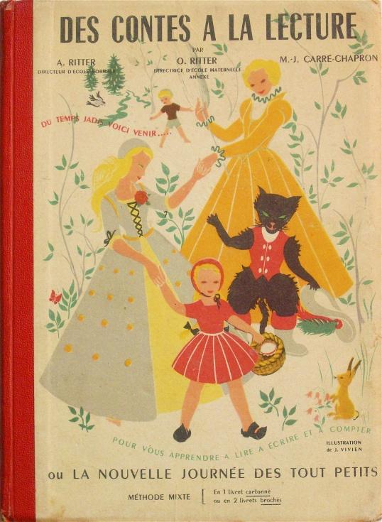 Des contes à la lecture, au langage, à l'écriture, au calcul, au dessin ou La nouvelle journée des tout petits (1955)