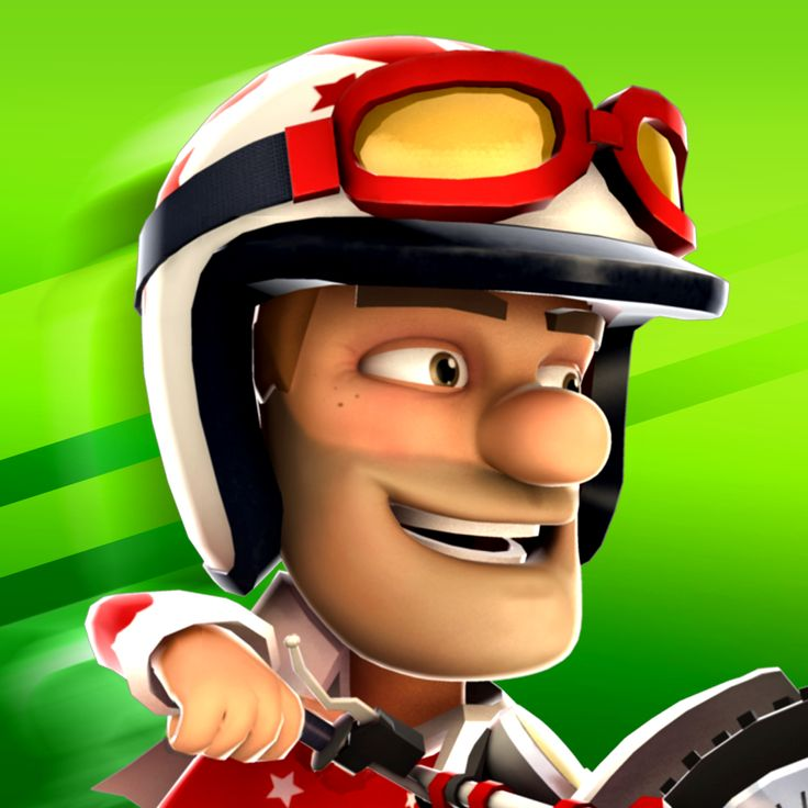 #AppyReview by Sharon Turriff @appymall Joe Danger Infinity. This is a great game to play where Joe Danger uses different vehicles to race to the finish line. Dodge obstacles, jump over spikes, collect coins and other power-ups and letters along the way. It is just a really fun game and a good way to reward kids for good behaviour. Helps work on hand eye coordination, concentration skills and more. The coins you collect help you to purc