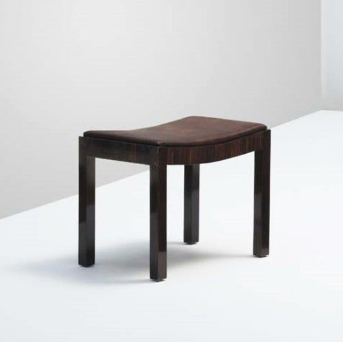 lilly reich furniture. Ludwig Mies Van Der Rohe With Lilly Reich | Tabouret 1933 Furniture E