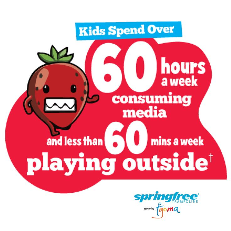 Technology is a great tool to encourage young minds in learning and play alike. The statistics are staggering and we know that parents sometimes struggle to balance 'technology' time with 'outdoor active' time.
