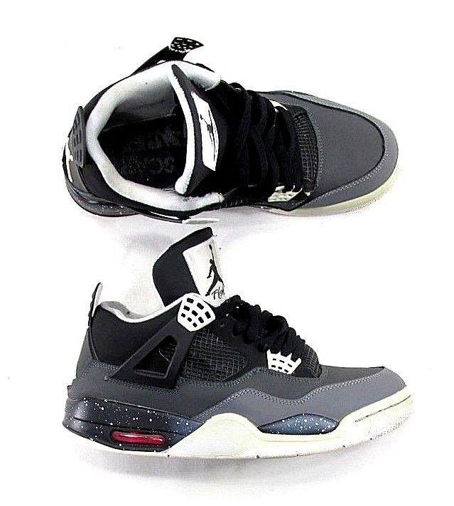 Nike Air Jordan Retro 4 Men's Size 8.5