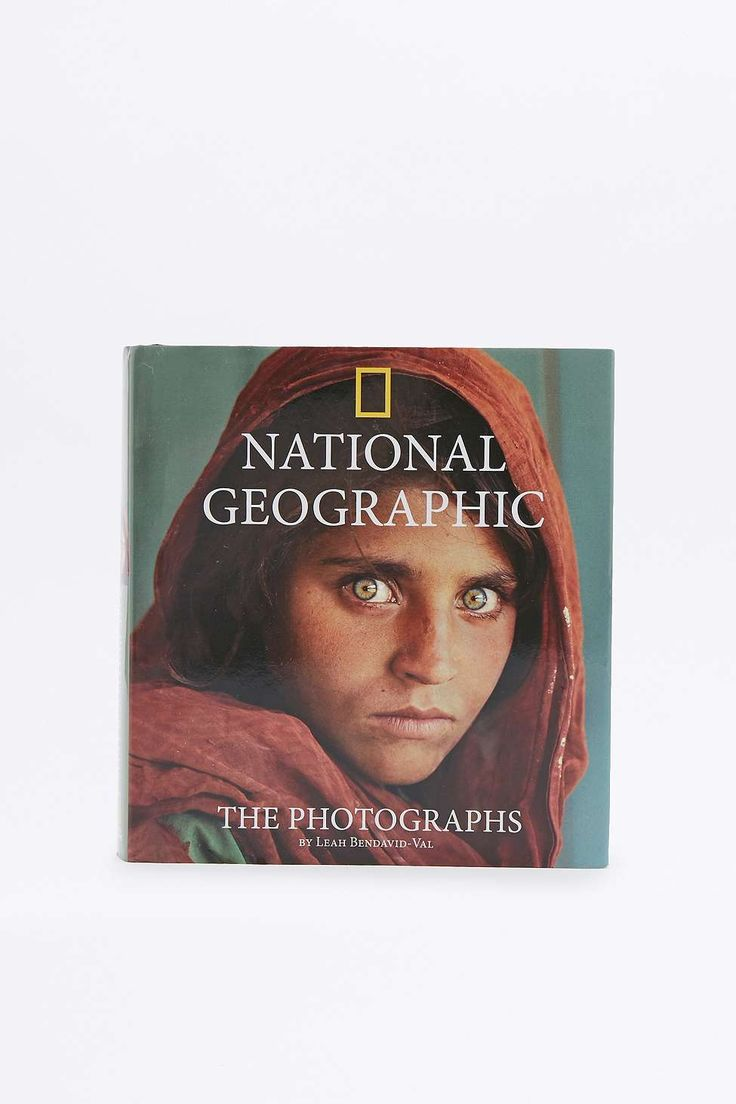 National Geographic: The Photographs Book