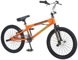 Orange 20 inch BMX Mongoose Kids Boys Orange Off Road Bike Bicycle | eBay