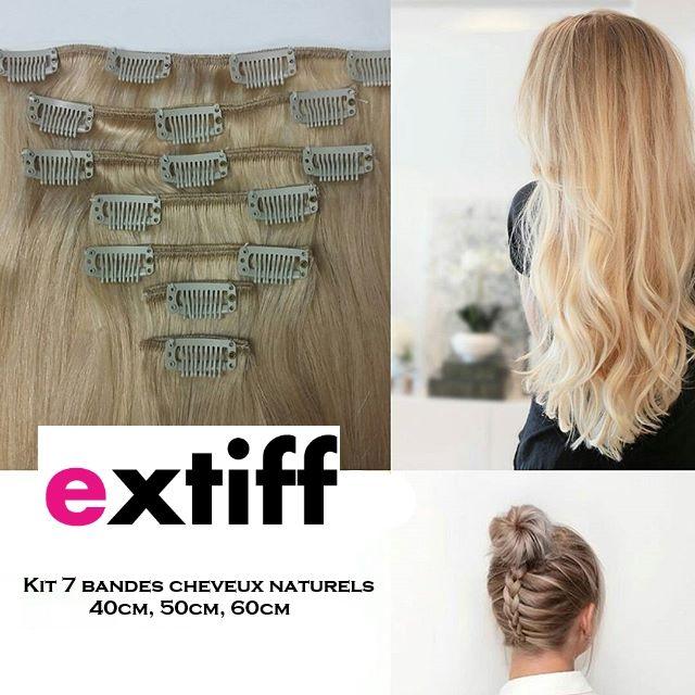 Super Les 25 meilleures idées de la catégorie Extension cheveux avant  IH82