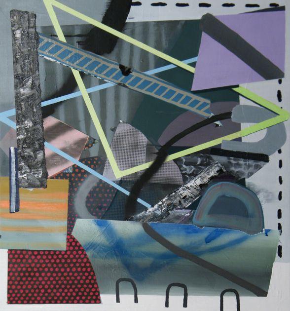 Marie Koetje Paintings oil, acrylic, and spray paint on canvas