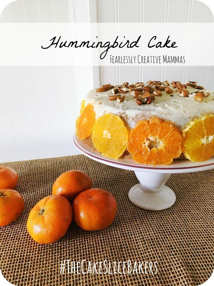 #TheCakeSliceBakers: Hummingbird Cake Recipe