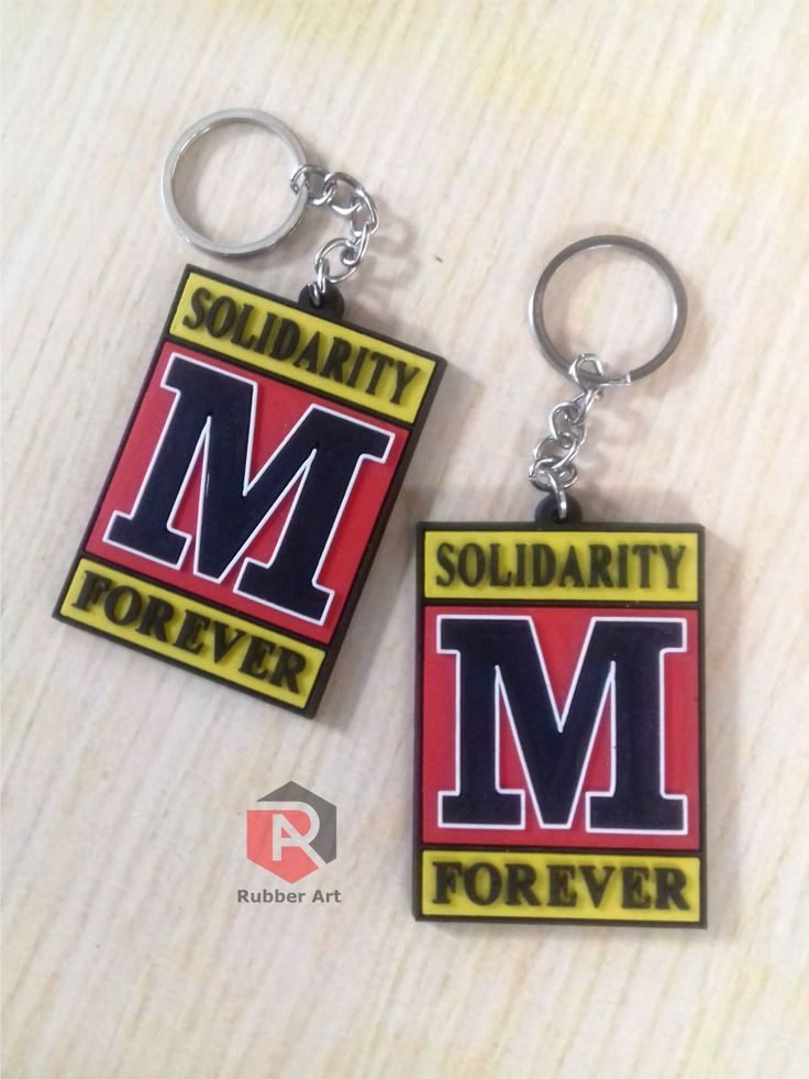 Keychain / Gantungan kunci souvenir komunitas.