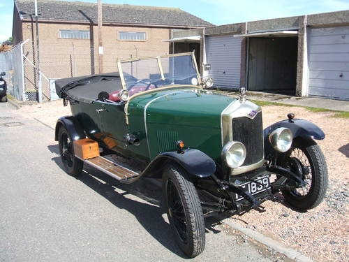 Riley 11.9 Tourer For Sale (1927) on Car And Classic UK [C348104]