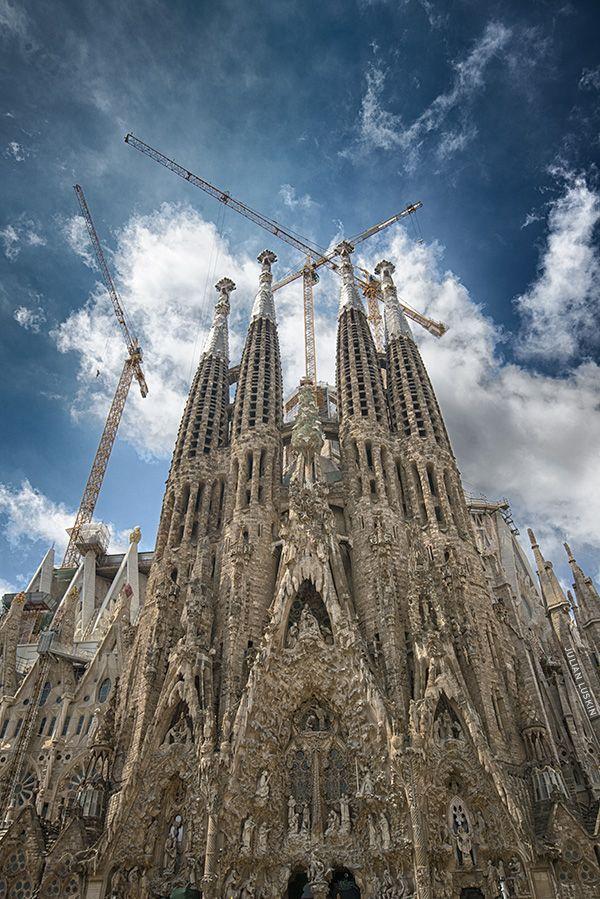 #laSagradaFamilia #Barcelona #Catalunya #España #Travel #Photography
