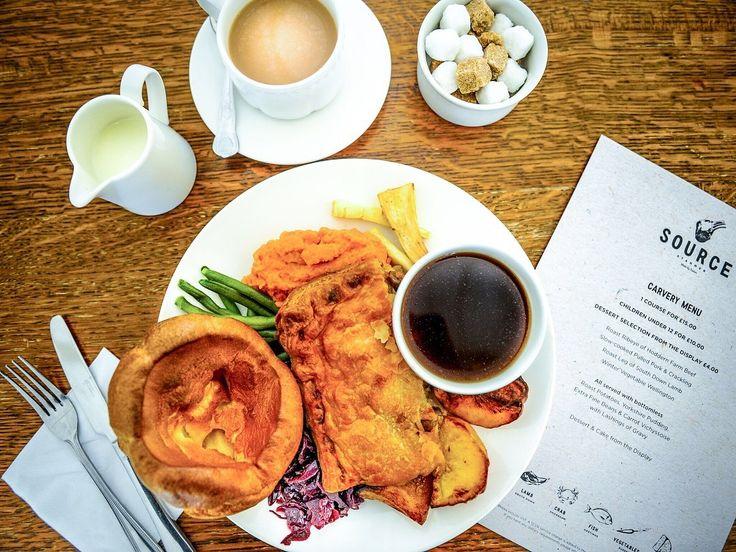 Vegetarian wellington with veggie-friendly rosties and yorkies! Every Sunday. @stanmerhouse #sundayroast #sundaycarvery #stanmerhouse #proudcountryhouse #vegetarian #vegetarianroast