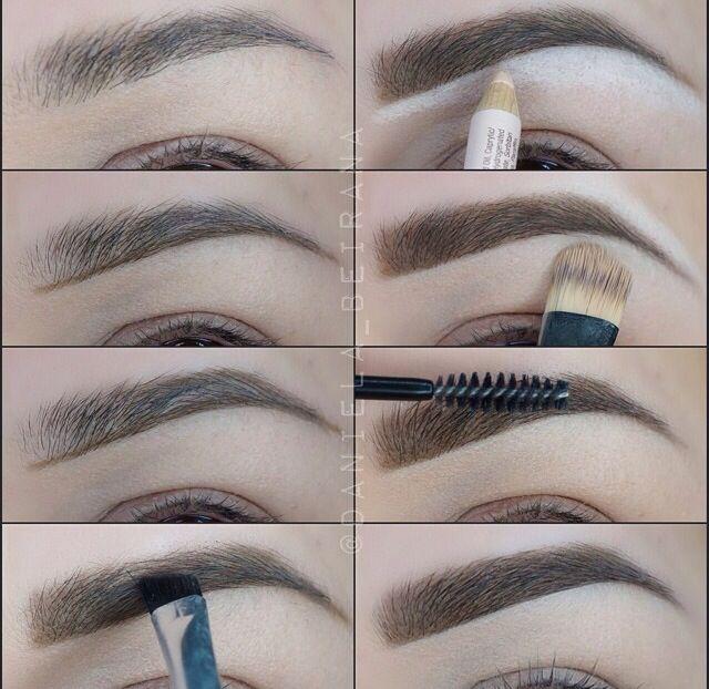 One of the best brow tutorials!