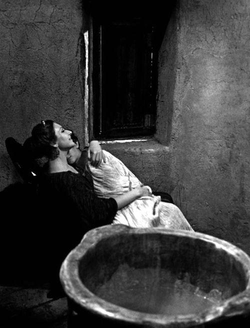 Callas in Medea directed by Pier Paolo Pasolini