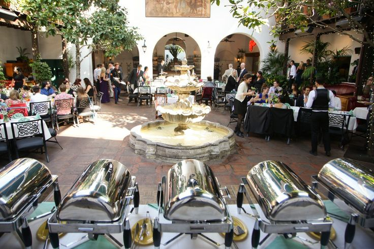 11913 santa barbara wedding venue el paseo mexican restaurant so much fun for guests very affordable food not limited to mexican cuisine pinterest