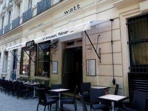 Watt, 3 rue Cluny, 5e